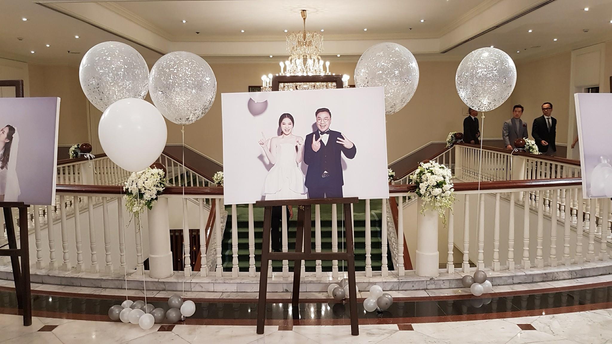 Congrats to Khun Aon&Koy